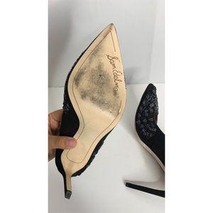 Sam Edelman Shoes - Sam Edelman Dani embellished pointed toe heels 9.5